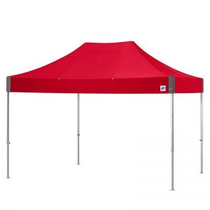 професионална сгъваема шатра Endeavor™ 3 x 4.5 метра - червена