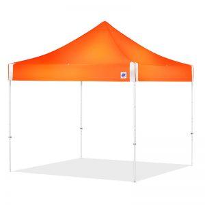 оранжева шатра E-Z UP Hi-Viz® 3x3м. с повишено КПД