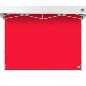 страница за професионална шатра E-Z UP® червена