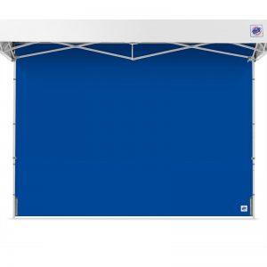 страница за професионална шатра E-Z UP® синя