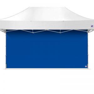 професионална страница за шатра E-Z UP® 4.5 метра синя