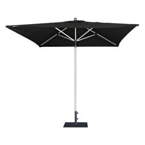 Черен професионален чадър E-Z UP ProUmbrella 2.7м. квадратен без драперия