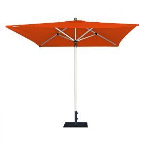 Оранжев професионален чадър E-Z UP ProUmbrella 2.1м. квадратен без драперия