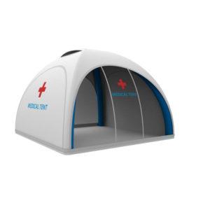 надуваема шатра за извънредни ситуации Medical Aero Dome™ снимка 1 единична